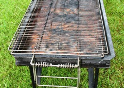BBQ Charcoal Pit $45.00
