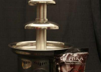 Chocolate Fountain $250.00