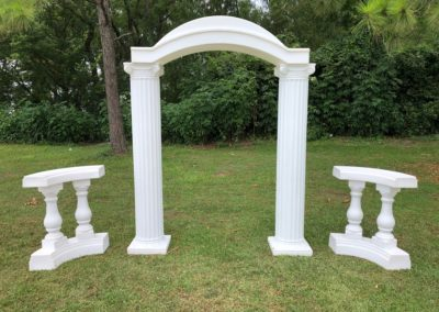 5 Piece Colonade Set $95.00