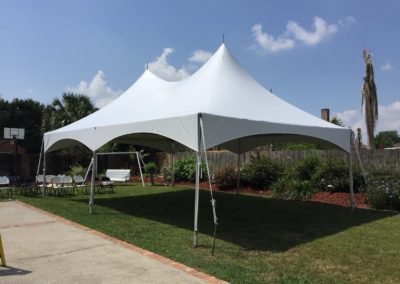 20 by 30 Marquee $475.00
