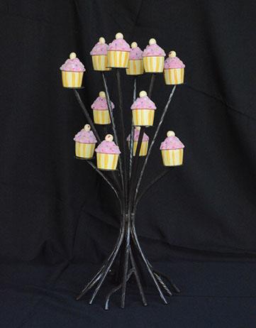 cupcake tree $25.00