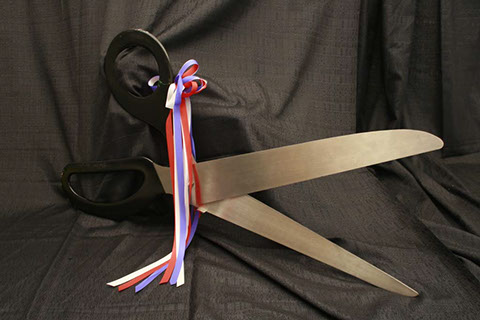 Ceremonial Scissors(Large) $25.00