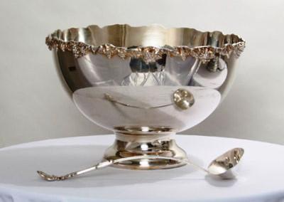 Silver Bowl $30.00
