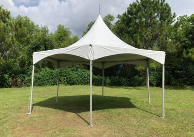 15 x 20 Hex Marquee $250.00